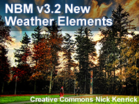 NBM v3.2 New Weather Elements