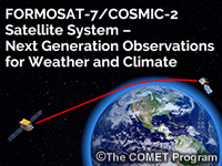 Introducing the FORMOSAT-7/COSMIC-2 Satellite System - Next Generation Observations for Weather and Climate