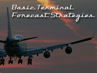 Basic Terminal Forecast Strategies