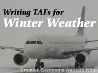 Writing TAFS for Winter Weather
