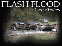 Flash Flood Case Studies
