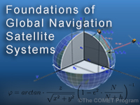 Foundations of Global Navigation Satellite Systems (GNSS)