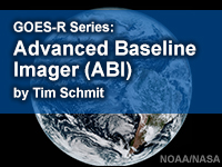 GOES-R Series Faculty Virtual Course: Advanced Baseline Imager