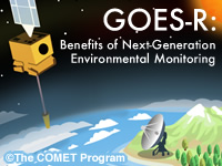 GOES-R: Benefits of Next-Generation Environmental Monitoring