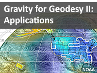 Gravity for Geodesy II: Applications