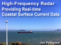 High-Frequency Radar: Supporting Critical Coastal Operations with Real-time Surface Current Data