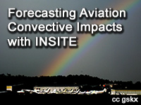 Forecasting Aviation Convective Impacts with INSITE