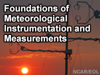 Foundations of Meteorological Instrumentation and Measurements