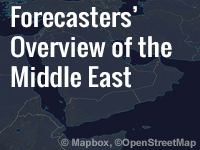 Forecasters' Overview of the Middle East