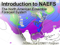 Introduction to the North American Ensemble Forecast System (NAEFS)