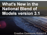 What's New in the National Blend of Models version 3.1