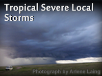 Tropical Severe Local Storms