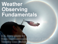 Weather Observing Fundamentals