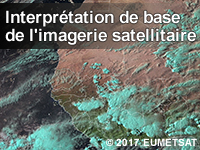 Interprétation de base de l'imagerie satellitaire