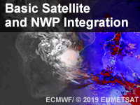 Basic Satellite and NWP Integration