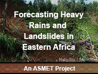 Forecasting Heavy Rains and Landslides in Eastern Africa