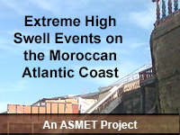 Extreme High Swell Events on the Moroccan Atlantic Coast