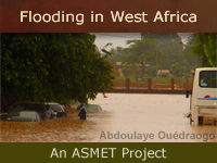ASMET: Flooding in West Africa