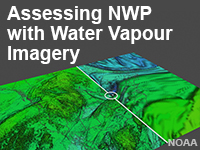 Assessing NWP with Water Vapour Imagery