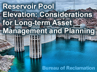 Reservoir Pool Elevation: Considerations for Long-term Asset Management and Planning