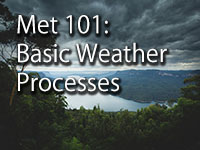 Met 101: Basic Weather Processes