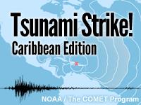 Tsunami Strike! Caribbean Edition