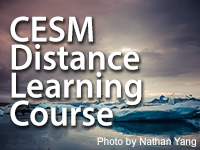 CESM Distance Learning Course