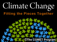 Climate Change: Fitting the Pieces Together
