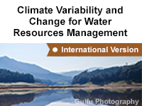 Climate Variability and Change for Water Resources Management - International Edition