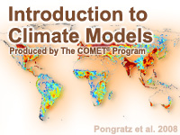 Introduction to Climate Models