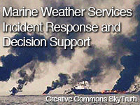 Marine Weather Services Incident Response and Decision Support