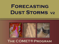 Forecasting Dust Storms - Version 2