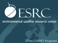 Centro de recursos sobre satélites ambientales (Environmental Satellite Resource Center, ESRC) v2.0