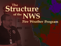 The Structure of the NWS Fire Weather Program