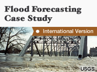 Flood Forecasting Case Study: International Edition