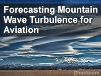 Forecasting Mountain Wave Turbulence for Aviation
