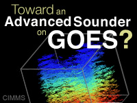 Toward an Advanced Sounder on GOES?