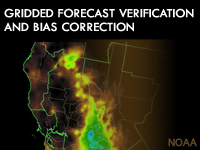 Gridded Forecast Verification and Bias Correction