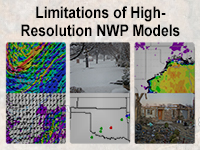 Limitations of High-Resolution NWP Models