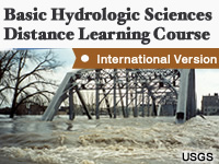 Basic Hydrologic Sciences: International Edition