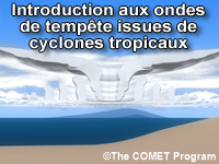 Introduction aux ondes de tempête issues de cyclones tropicaux