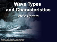 Wave Types and Characteristics