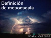 Meted Resource Description Definición De Mesoescala