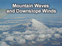 Mountain Waves and Downslope Winds