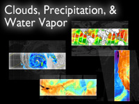 Microwave Remote Sensing: Clouds, Precipitation, and Water Vapor