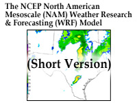 The NCEP NAM WRF Model (Short version)