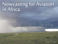 Nowcasting for Aviation in Africa