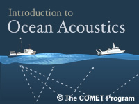 Introduction to Ocean Acoustics