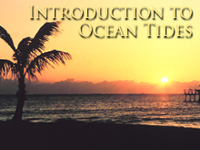 Introduction to Ocean Tides