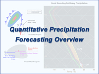 Quantitative Precipitation Forecasting Overview
